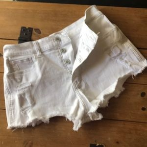 Shorts from Hollister. Size 5